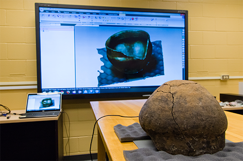 Archiving historical artifacts with the Sense 3D Scanner and Geomagic