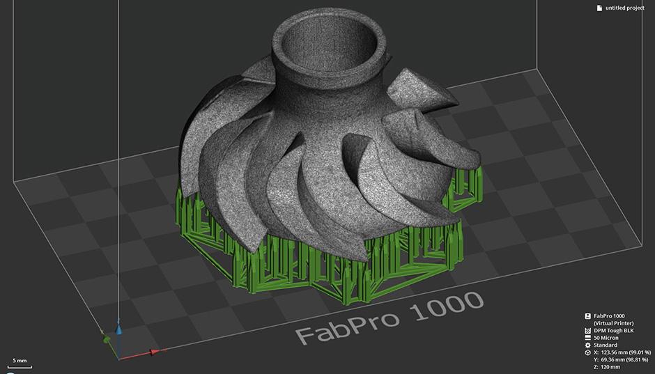 3D Sprint 十博置备与管理软件让使用过程更简单