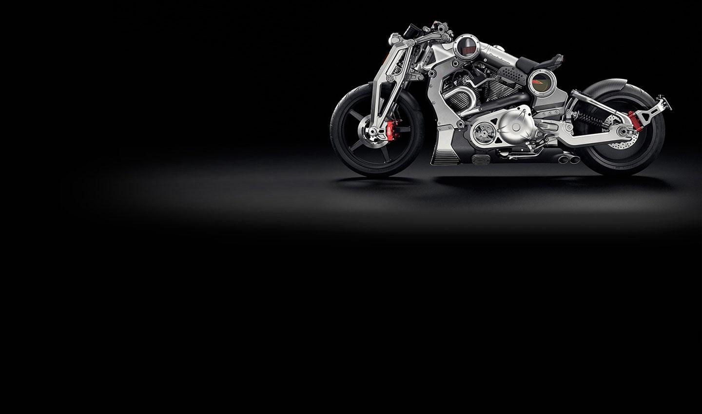 客户案例 Confederate Motors 携手 3D Systems 共同推进摩托车设计与性能的极限顶部横幅